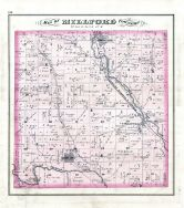 Millford Township, Butler County 1875