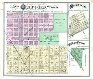 Oxford, Maudville, College Corners, Butler County 1875