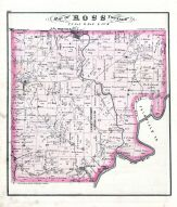 Rose Township, Butler County 1875