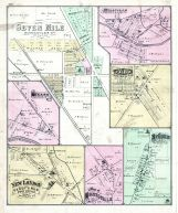 Seven Mile, Millville, Venice, Okeana, New London, Huntsville, Bethany, Butler County 1875