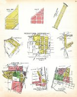 Middletown - South Side, Monroe, Poasttown, Heno, Miltonville, Amanda, Le Sourdsville, Butler County 1914