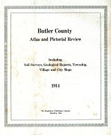 Title Page, Butler County 1914