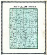 East Township, Carroll County 1874