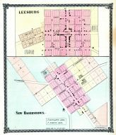 Leesburg, New Hagerstown, Carroll County 1874