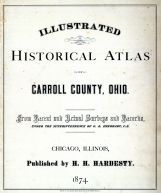 Title Page, Carroll County 1874