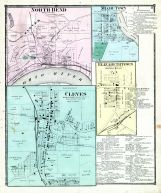North Bend, Cleves, Miami Town, Elizabethtown, Cincinnati and Hamilton County 1869