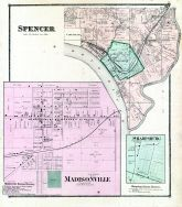 Spencer Township, Madisonville, Sharpsburg, Cincinnati and Hamilton County 1869