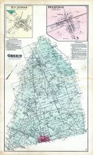Green, New Antioch, Reesville, Clinton County 1876