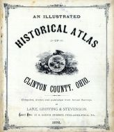 Title Page, Clinton County 1876