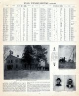 Wilson Township Directory 002, Homer M. Morris Residence, Clinton County 1903