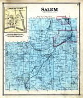 Salem and Fredericktown