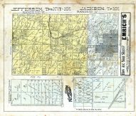 Jefferson Township, Jackson Township, Crawford County 1894