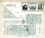 Todd Township, Lemept Township, Crawford County 1894