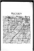 Bucyrus Township, Bucyrus, Crawford County 1912