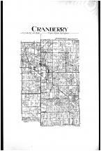Cranberry Township, New Washington, Crawford County 1912