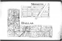 Dallas Township, Monnette, Crawford County 1912