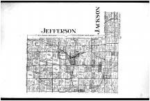 Jefferson and Jackson Townships, Leesville, Crestline, N. Robinson, Crawford County 1912
