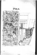 Polk Township, Galion, Roth's Subdivision, Crawford County 1912
