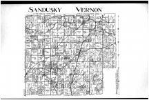 Sandusky and Vernon Townships, West Liberty, Biddle, Dekalb, Knisley Springs, Crawford County 1912