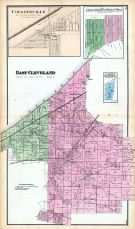 Collinsville, East Clevland, Calhoun Allotment, Cuyahoga County 1874