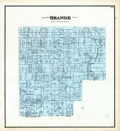 Orange, Cuyahoga County 1874
