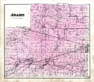 Adams, Darke County 1875