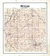 Butler, Darke County 1875