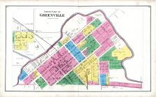 Greenville - North, Darke County 1875