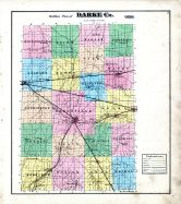 Index Map, Darke County 1875