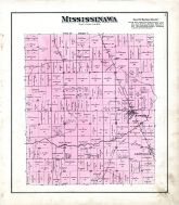 Mississinawa, Darke County 1875