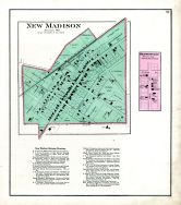 New Madison, Braffetsville, Darke County 1875