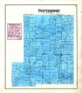 Patterson, Woodland, Darke County 1875