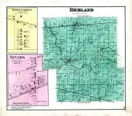 Richland, Stelvideo, Nevada, Darke County 1875