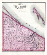 Huron Township, Erie County 1874