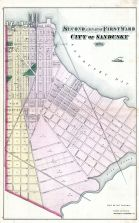 Sandusky City - Ward 2, Ward 1 - Part, Erie County 1874