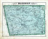 Madison Township, Fayette County 1875