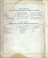 Table of Contents 2, Fayette County 1875