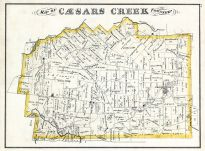 Caesars Creek, Greene County 1874