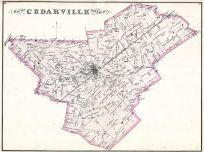 Cedarville, Greene County 1874