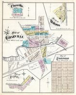 Claysville, Oldtown, Cedarville, Fairfield, Alpha, Greene County 1874
