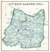 New Jaspeer, Greene County 1874