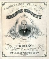Title Page, Greene County 1874