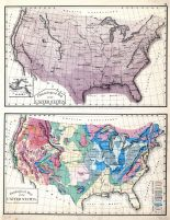 United States Climatological and Geological Maps, Greene County 1874