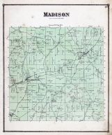 Madison Township, Antrim, Winchester, Guernsey County 1870