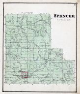 Spencer Township, Cumberland, Guernsey County 1870