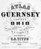 Title Page, Guernsey County 1870