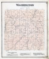 Washington Township, Sugar Tree Fork, Guernsey County 1870