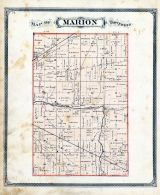 Marion Township, Hancock County 1875