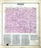Archer, Harrison County 1875 Caldwell