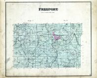 Freeport, Harrison County 1875 Caldwell